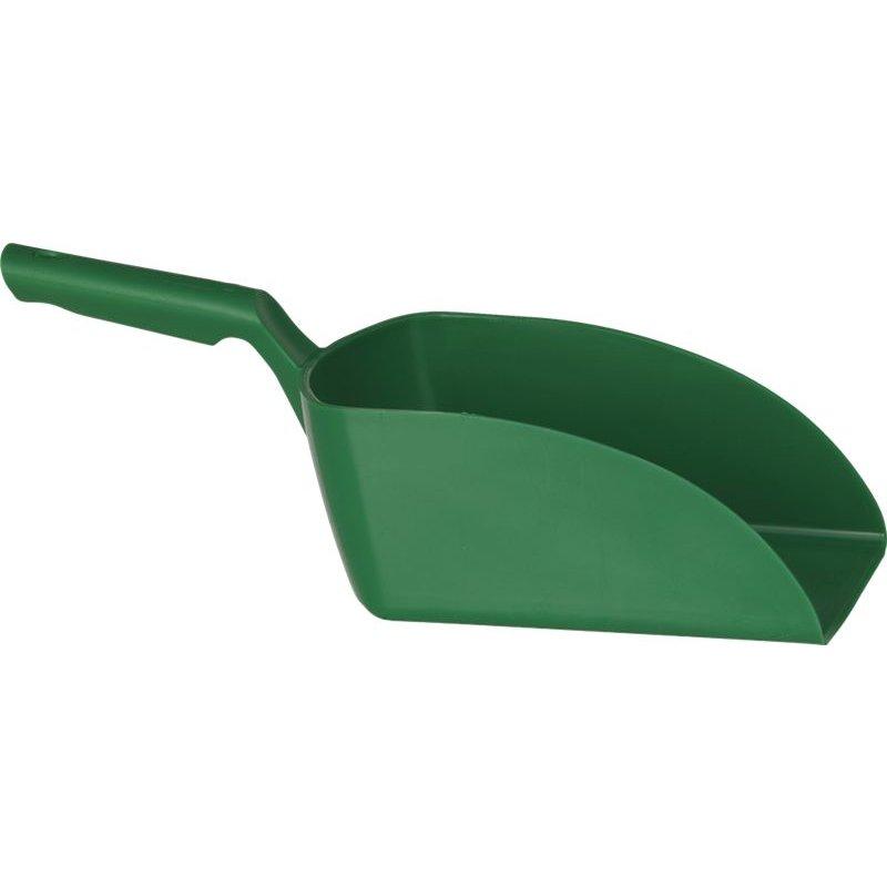 Vikan handschep, 2 liter, groen,