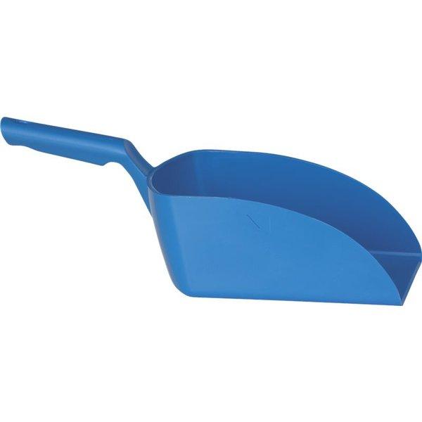 Vikan rechte handschep, groot, 2 liter, blauw,