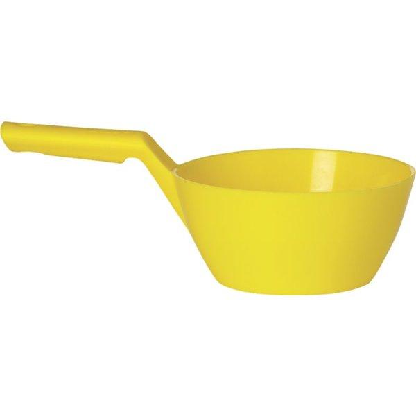 Vikan ronde schepbak, 1 liter, geel,