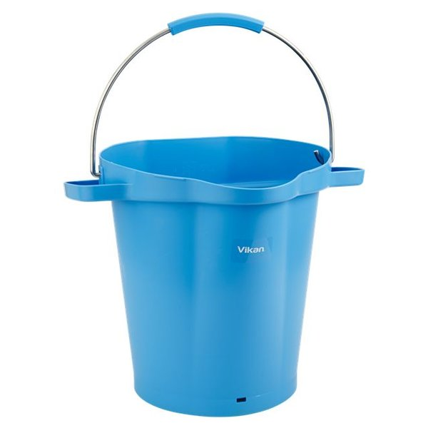 Vikan emmer, 20 liter, blauw,