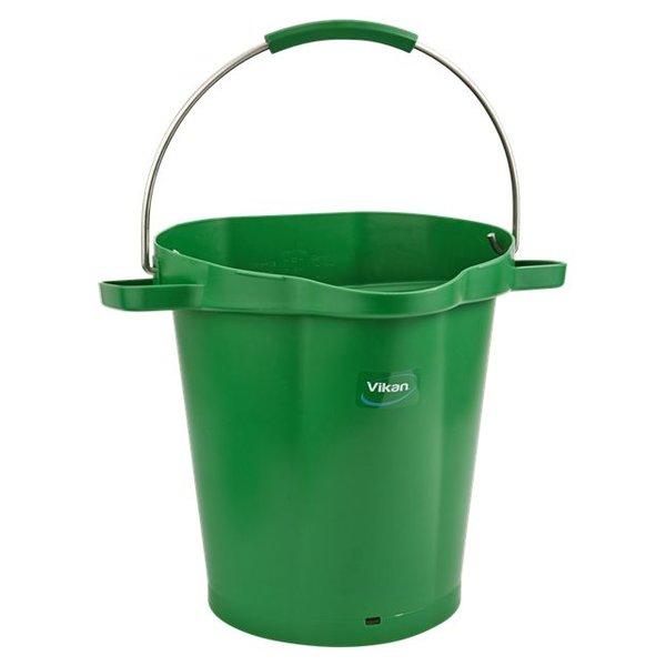 Vikan emmer, 20 liter, groen,