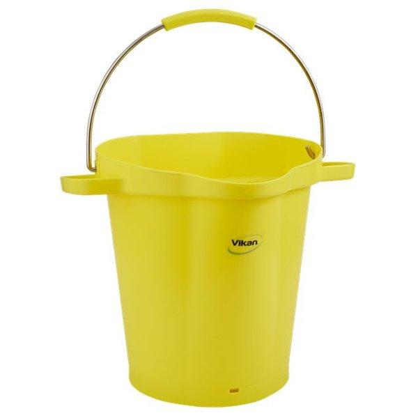 Vikan emmer, 20 liter, geel,