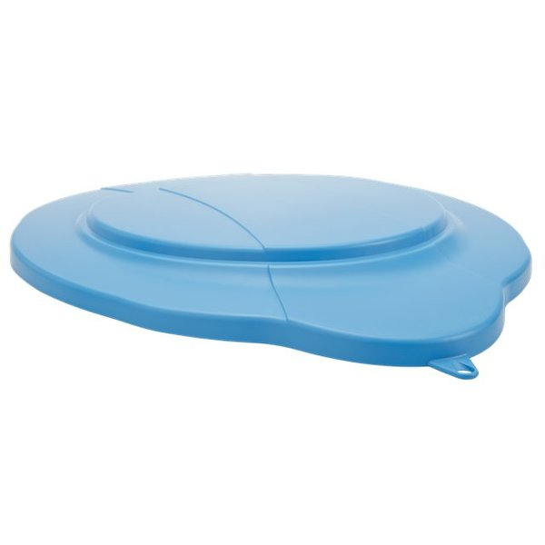 Vikan emmerdeksel, 20 liter, blauw,
