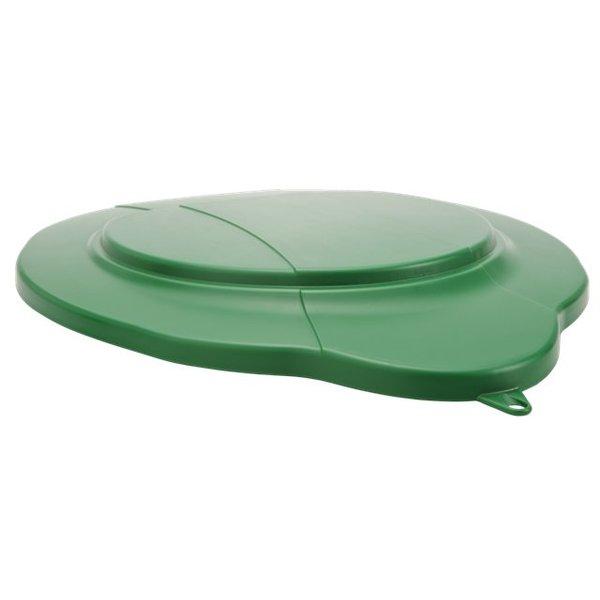 Vikan emmerdeksel, 20 liter, groen,