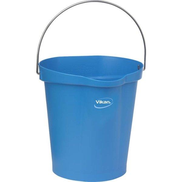 Vikan emmer, 12 liter, blauw,