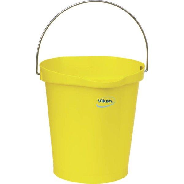Vikan emmer, 12 liter, geel,