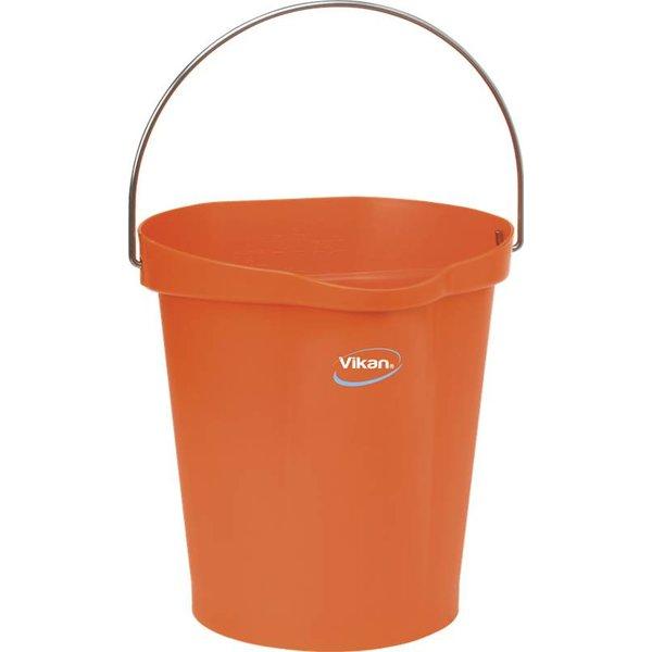 Vikan emmer, 12 liter, oranje,