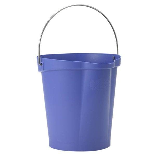 Vikan emmer, 12 liter, paars,