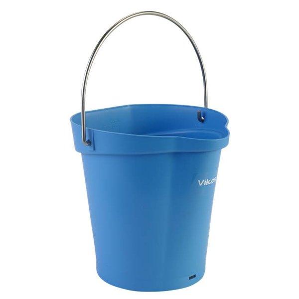 Vikan emmer, 6 liter, blauw,