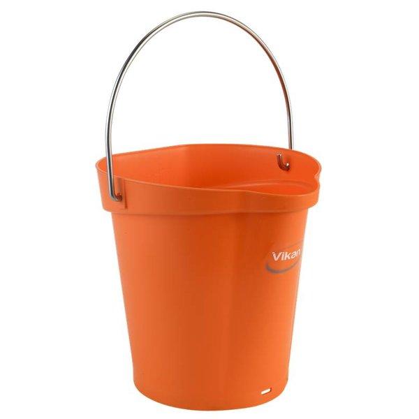 Vikan emmer, 6 liter, oranje,