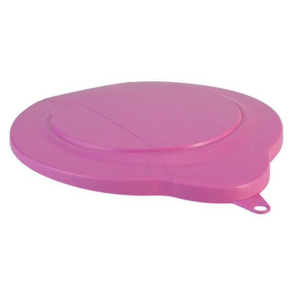 Vikan emmerdeksel, 6 liter, roze,