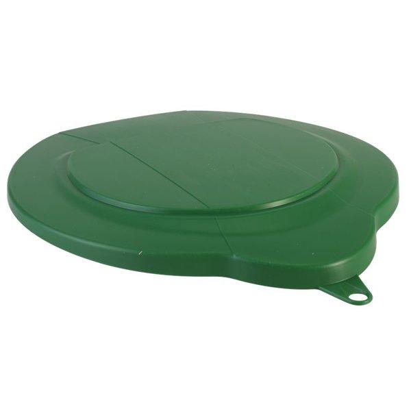 Vikan emmerdeksel, 6 liter, groen,