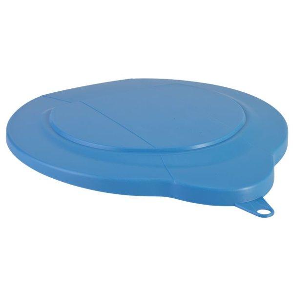 Vikan emmerdeksel, 6 liter, blauw,