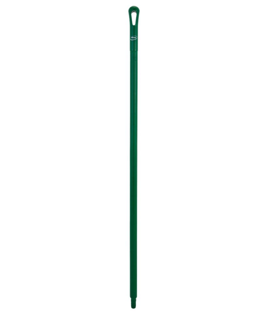 Vikan kunststof steel, 130 cm, groen,