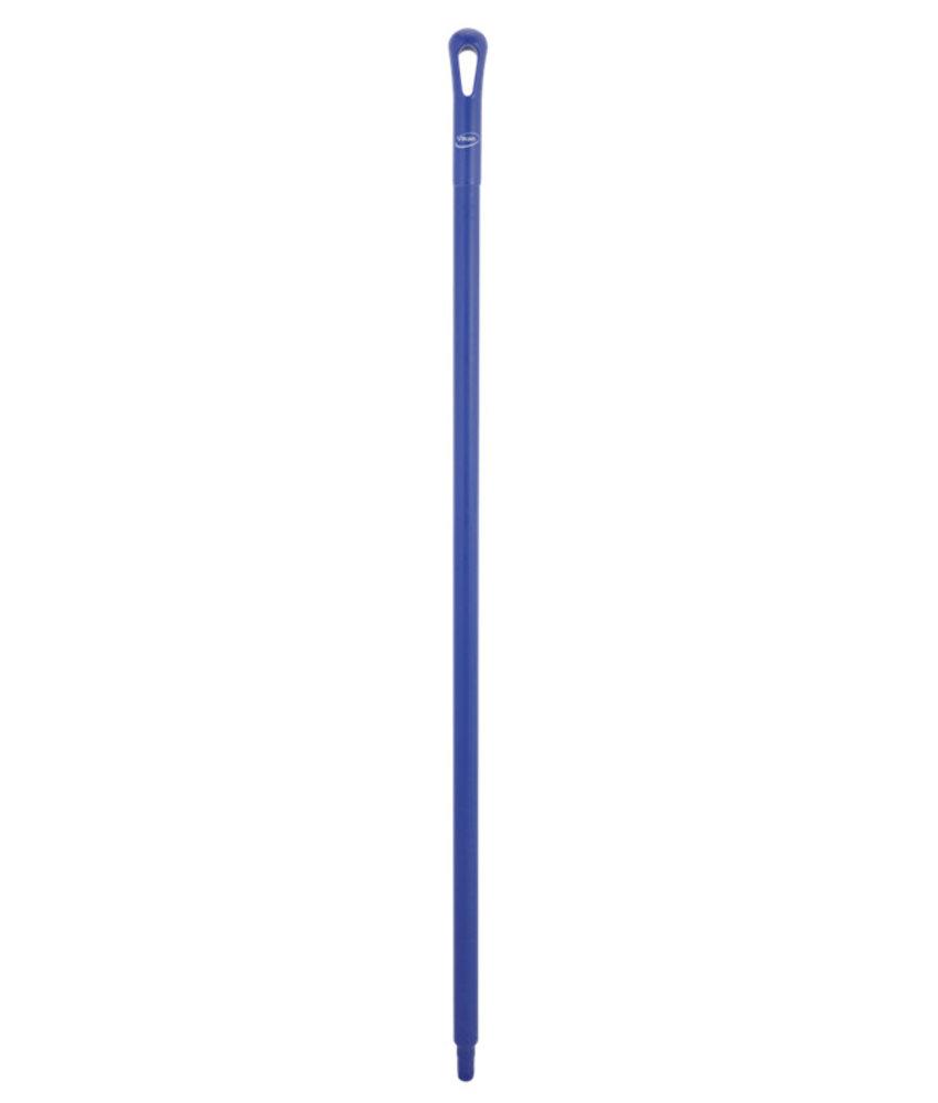 Vikan kunststof steel, 130 cm, paars,