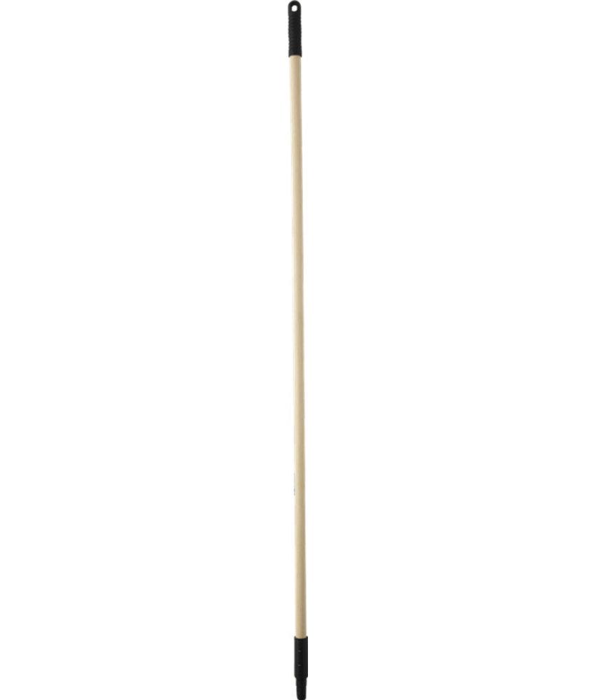 Vikan houten steel, 155 cm