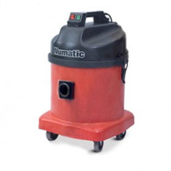 Numatic NVQ 570 Rood + Kit B12 (Roetstofzuiger)