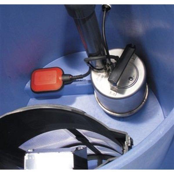 Numatic WVD 1800 AP Blauw + Kit BS7