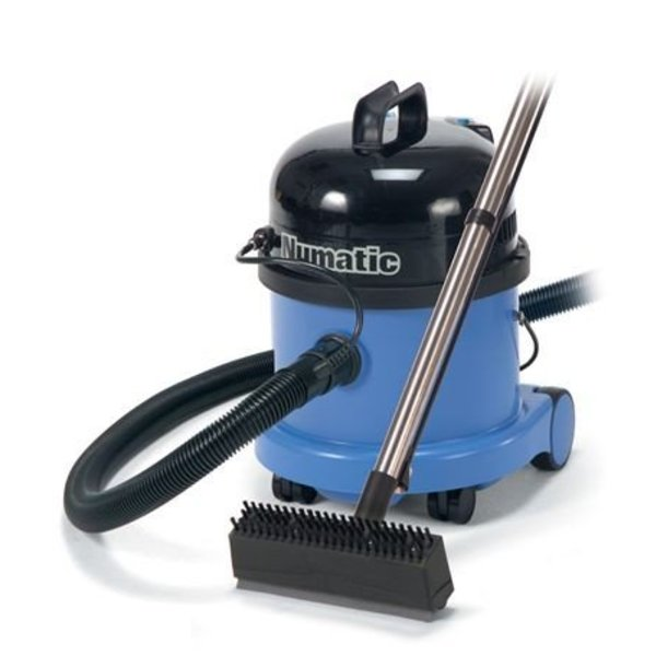 Numatic CT 370-2 Blauw Sproei-extractie + Kit A26A