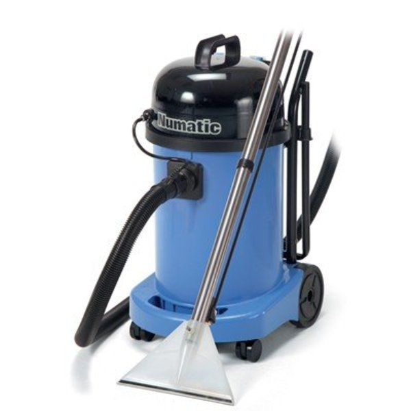 Numatic CT 470 Blauw Sproei-extractie + Kit A40A