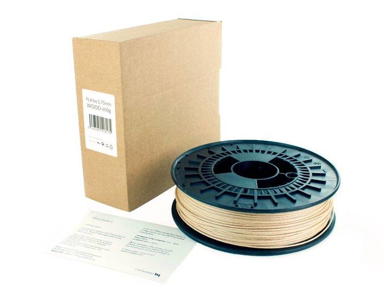 BQ PLA BQ 1.75 mm 0,6 kg - Woodfill