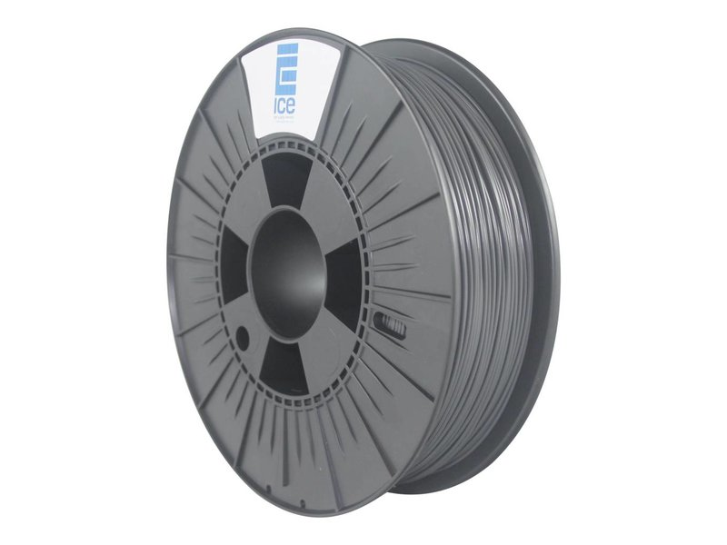 "ICE PLA Filament ""Gentle Grey"""