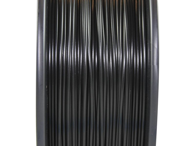 "Ice Filaments ICE ABS Filament ""Brave Black"""