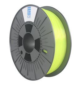 "Ice Filaments ICE ABS Filament ""Fluo Young Yellow"""