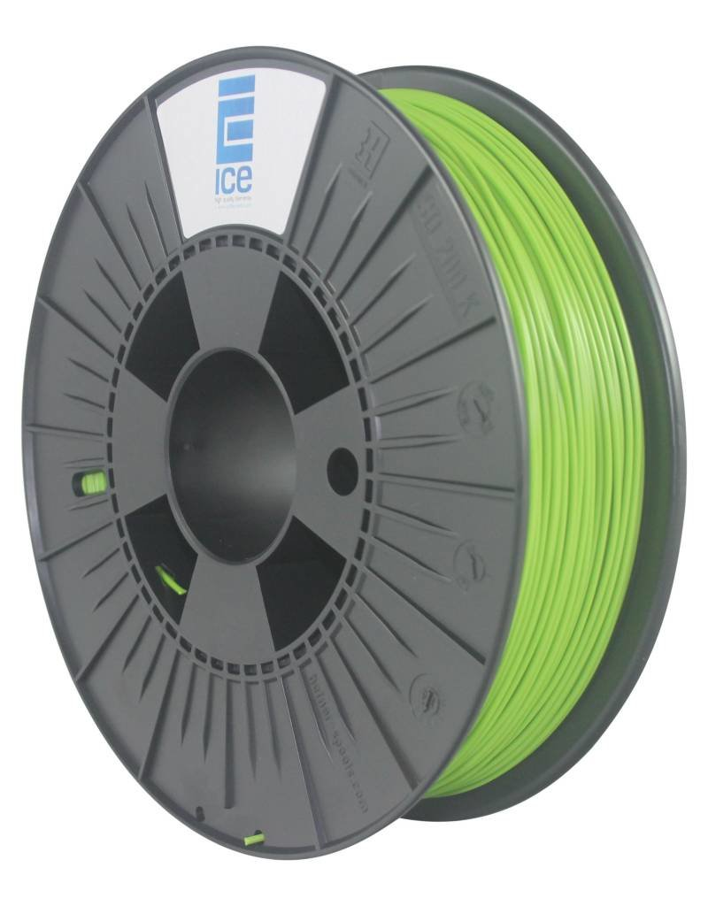 """Ice Filaments ICE PLA  """"Gracious Green"""" - 2,85 mm"""