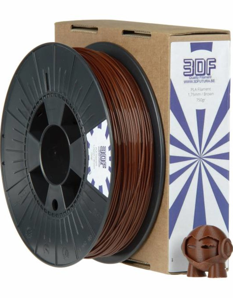 3DF Filament ABS - Brown