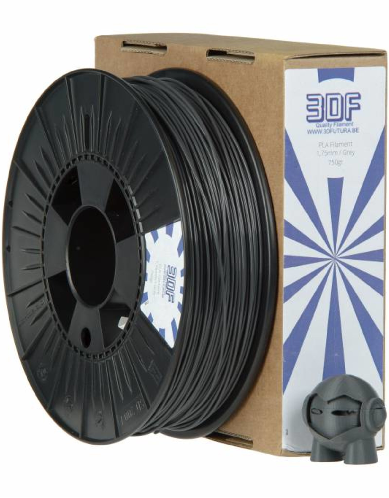 3DF Filament ABS - Grey