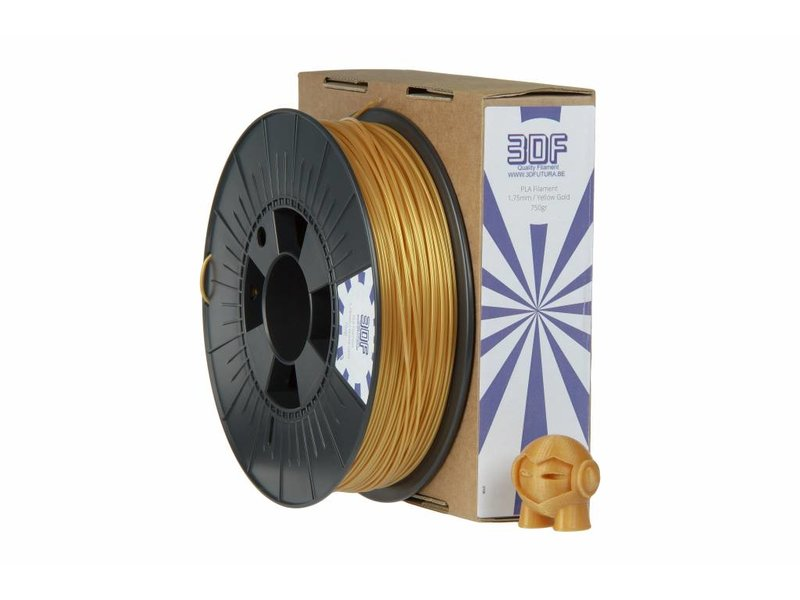 3DF Filament ABS - Yellow Gold