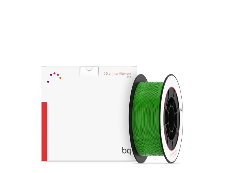 PLA BQ 1.75 mm 1 kg - Grass Green