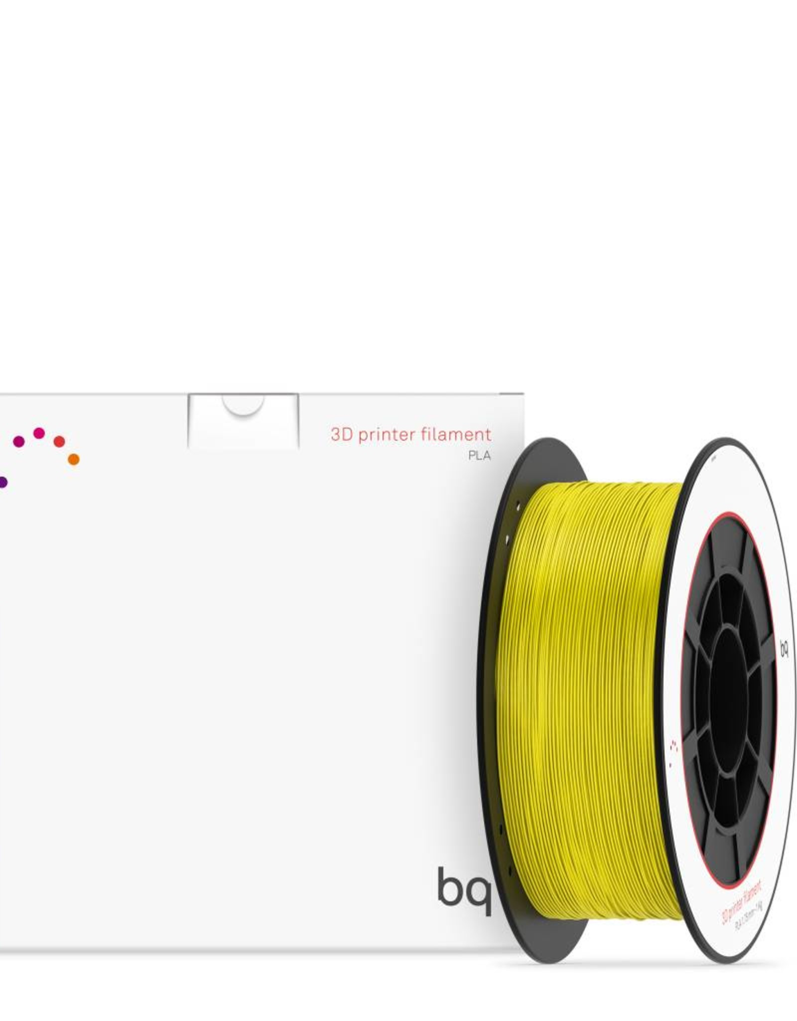 BQ PLA BQ 1.75 mm 1 kg - Sunshine Yellow