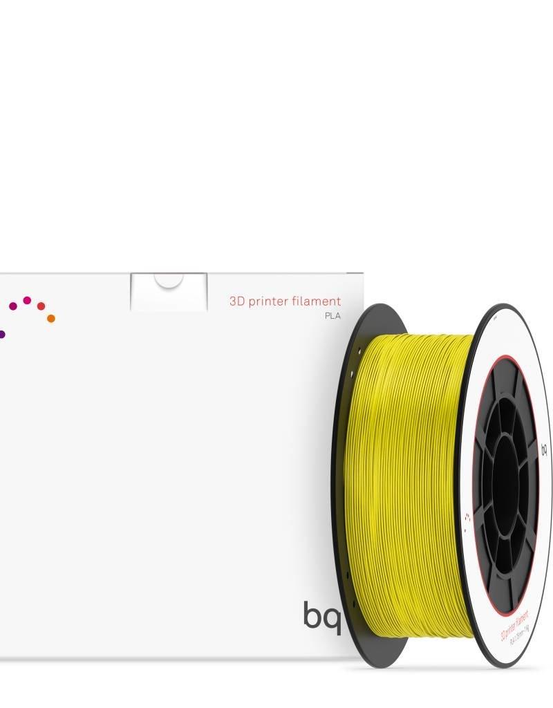 BQ PLA BQ 1.75 mm 1 kg - Sunshine Yellow