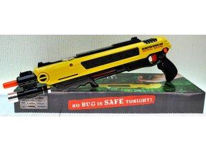 Bugbuster Salt Rifle het zout geweer. -