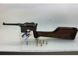Mauser Mauser Pistool C96