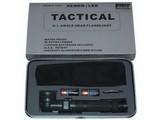 Tactical hoeklamp