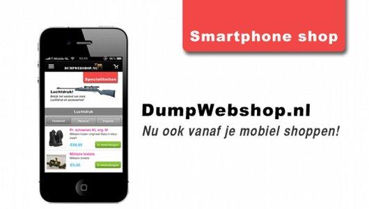 Shoppen vanaf je smartphone