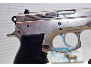 CZ CZ Pistool 75 in 9 mm. met Wisselset 22 LR