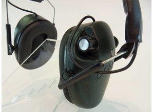 Elektronische gehoorbeschermer