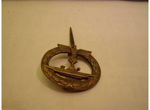 Duitsland oud 1940 - 1945  U-Boot