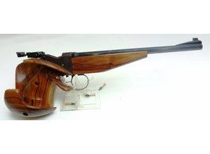 Hammerli Klein Kaliber Pistool Hammerli 22 LR Wedstrijd pistool uit Zwitserland