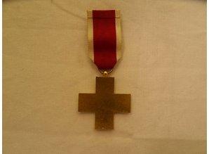 Duitsland oud 1940 - 1945 DRK medaille millitair Duitsland