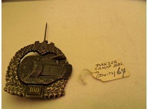 Duitsland oud 1940 - 1945 Panzerkampf 100x