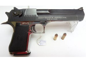 Desert Eagle Groot Kaliber Pistool Desert Eagle 44 Magnum Israel Military Industries