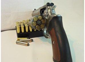 Revolver Ruger GP 100 Kaliber 357 magnum en 38 SP