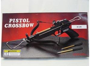 Kruisboog Pistool 80 pond Metalen frame