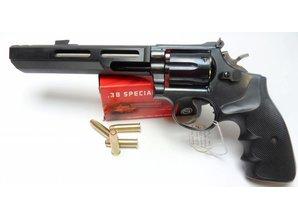 Smith & Wesson Revolver nr 2 , Smith & Wesson Artrade, I.B.S. Revolver, Kaliber 38 spec,
