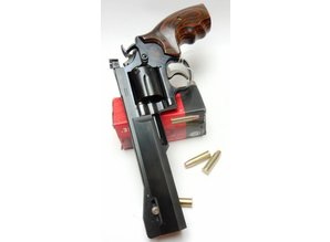 Artrade Revolver Windmaster Artrade, Speciale uitvoering Revolver Merk S&W Kaliber 38 Spec Super gun voor I.B.S